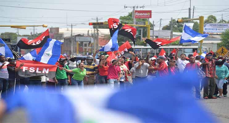 Nueve opositores de Daniel Ortega, declarados culpables por terrorismo