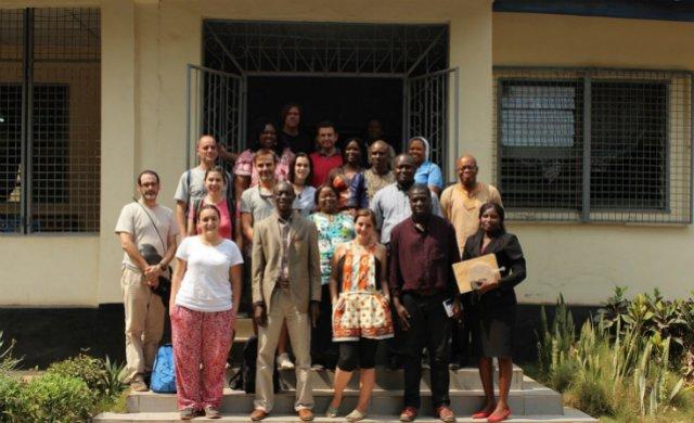 Alumnos de Arquitectura de la Universidad CEU San Pablo apoyan el desarrollo en África