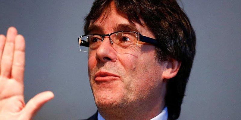 Un juez maño deja en ridículo al golpista Puigdemont por cobarde y traidor