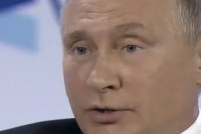 """Putin advierte ante un hipotético golpe nuclear contra Rusia: """"Iremos al paraíso y los atacantes morirán"""""""