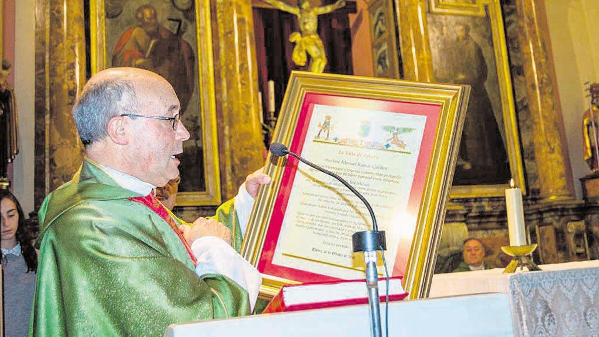 José Manuel Ramos Gordon sigue viviendo en la residencia sacerdotal de Astorga