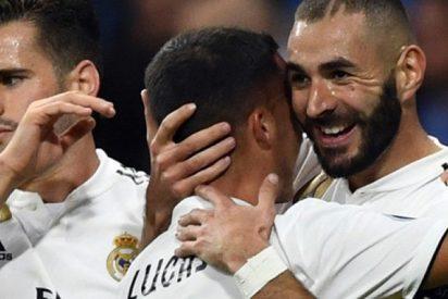 Así será el '11' inicial del Real Madrid para el Clásico