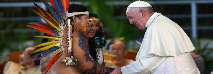 """La REPAM expresa su """"pleno respaldo y solidaridad"""" al Papa Francisco"""