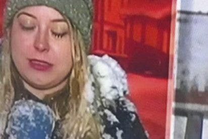 Tras el patinazo de esta reportera de 'Informativos Telecinco' las redes se solidarizan con ella
