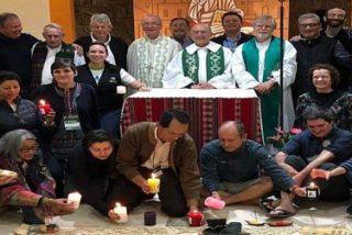 El Comité Ejecutivo Ampliado de la REPAM muestra su proximidad con el Papa Francisco y sus pedidos