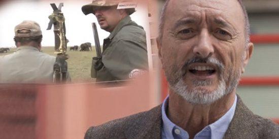 "Arturo Pérez-Reverte 'dispara' entre los ojos: ""Observen a estos hijos de puta"""