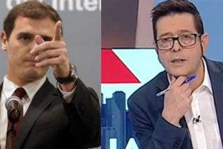 """Viral zasca de Albert Rivera a un 'periodista' de la televisión vasca que le acusó de ir a Alsasua """"a buscar bronca"""""""