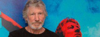 El ex Pink Floyd Roger Waters actúa en apoyo de Assange ante el Ministerio británico de Interior