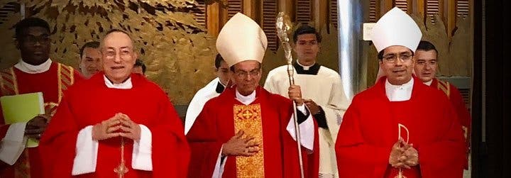 """Cardenal Rosa Chávez: """"Esperamos que se abra el caso Romero"""""""