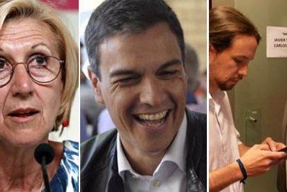 """El brutal aviso de Rosa Díez: """"Tenemos que organizarnos para defender el Estado, la democracia está en riesgo"""""""