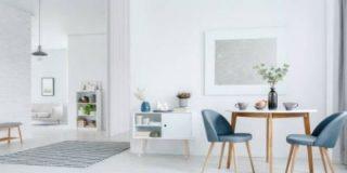 Cómo decorar un salón al estilo nórdico