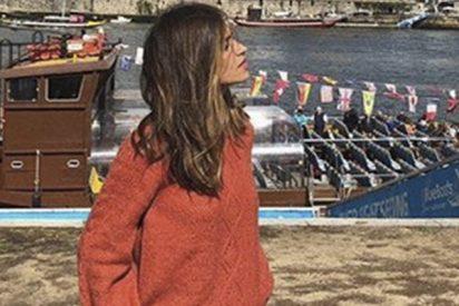 Las redes enloquecen con el jersey que Sara Carbonero lleva puesto en esta foto