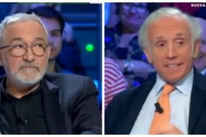"""Sardá defiende que Iglesias negocie los Presupuestos con Junqueras e Inda le remata: """"Anda y ponte la coleta"""""""