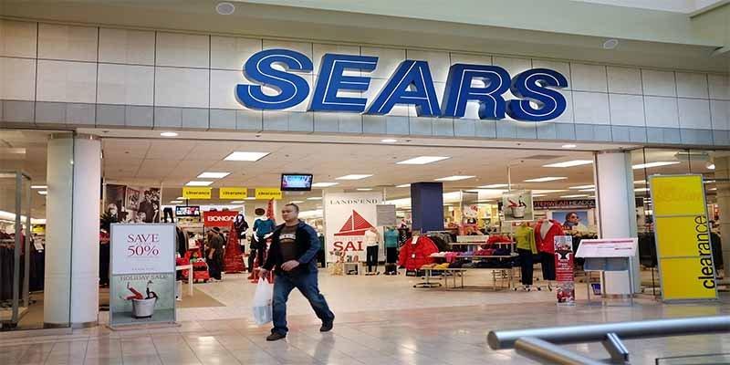 Sears: la icónica minorista americana se declaró en bancarrota