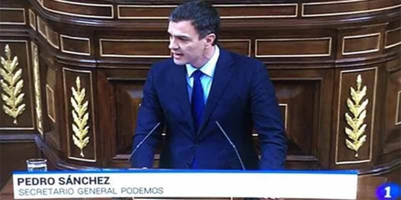 La TVE de Podemos humilla 'oficialmente' a Pedro Sánchez y arde el PSOE