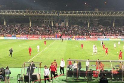 ¡Ya era hora!: La selección de fútbol de Gibraltar gana el primer partido oficial de su historia