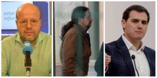 ¿Qué te has fumado, Sostres? El de ABC culpa a Albert Rivera de la esperpéntica reunión entre Iglesias y Junqueras