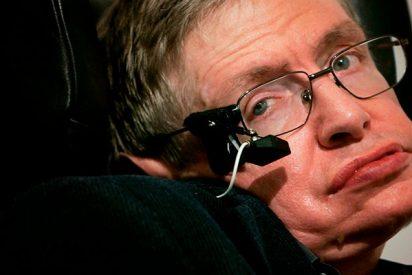 Publican el último estudio de Stephen Hawking sobre agujeros negros y se hace viral en minutos