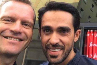 Encuentran inconsciente en Gerona a Steven de Jongh, el exdirector de Alberto Contador