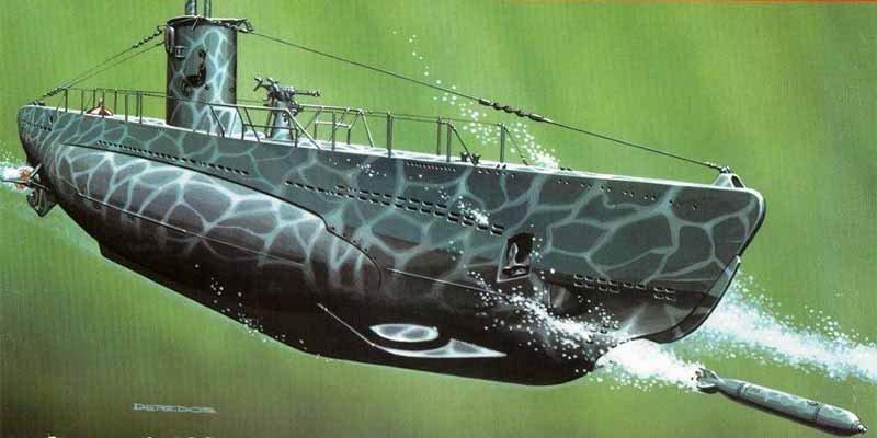 El submarino nazi cargado con toneladas de mercurio que pone en riesgo la vida de Noruega