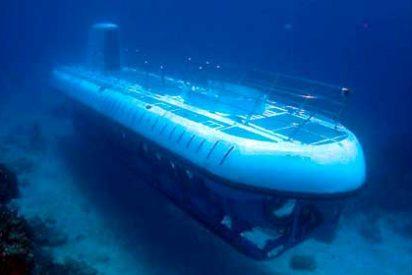 Embárcate en un submarino y disfruta del paraíso de Cozumel