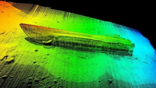 "Alerta máxima ante un posible ""Chernobyl acuático"": un submarino nazi con 70 toneladas de mercurio amenaza a Noruega"