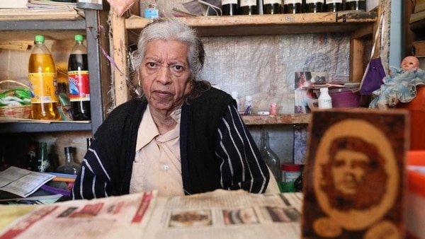 Muere la enfermera que lavó el cuerpo del 'Che' Guevara
