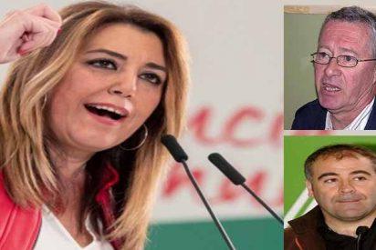 "Cabreo monumental de Susana Díaz tras escuchar esto en 'Al Rojo Vivo': ""Intolerable e impresentable"""
