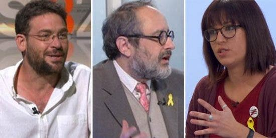 Se abre el telón y aparecen Beatriz Talegón, Dante Fachín y Antonio Baños… pero no es un chiste: así será el consejo de un organismo de la Generalitat