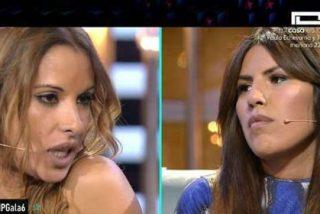 La bronca más inmoral de la historia de Telecinco: Techi contra Chabelita