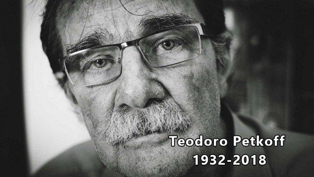 Muere Teodoro Petkoff, el fundador del diario venezolano TalCual