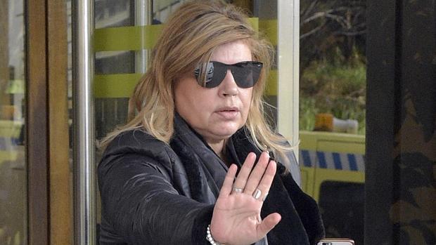 La sospechosa cámara que ha grabado todo sobre la grave operación de Terelu Campos