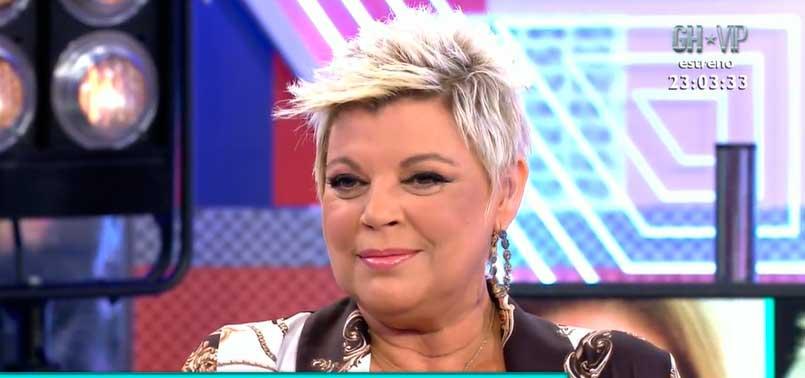 Terelu Campos recibe el alta hospitalaria tras someterse a una doble mastectomía