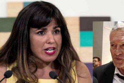 """La podemita Teresa Rodríguez 'prohíbe' la entrada en Andalucía a Jorge Verstrynge: """"No es bienvenido"""""""