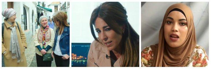 """La feminista Terradillos hace una exaltación del Islam y del velo en Telecinco: """"España es un país racista, hay mucha islamofobia"""""""