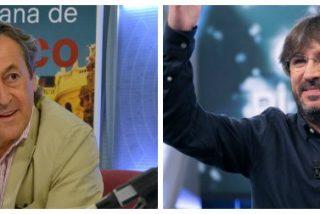"""Hermann Tertsch hace trizas a Évole tras sus ataques a Vox: """"Los españoles están hartos de alimañas como tú"""""""