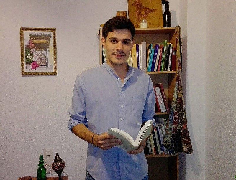 Tomás Jesús Marín Mena, I premio de Ensayo Teológico Joven PPC