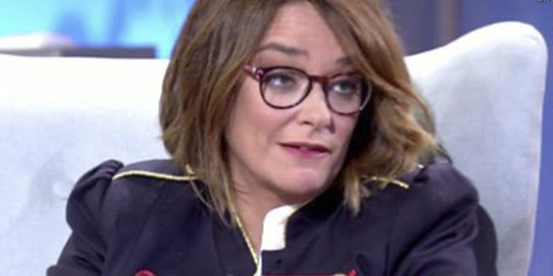 La 'puñalada' de Paco Lobatón a Toñi Moreno por su vestimenta