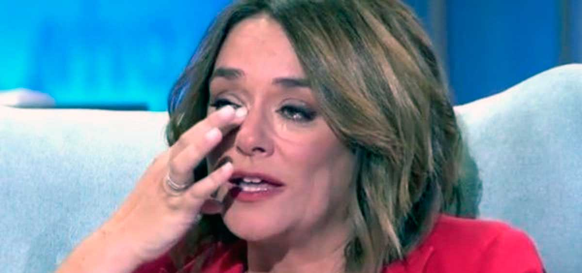 La salida de Toñi Moreno de Telecinco, el movimiento que podría ser su principio del fin