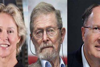 El Premio Nobel de Química para Frances Arnold, George Smith y Gregory Winter
