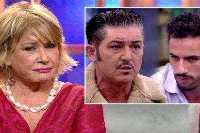 """Mila Ximénez suelta como un veneno que Asraf es gay: """"Le gusta más Ángel Garó que Isa Pantoja"""""""