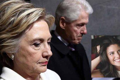 "Hillary Clinton: ""Mi marido Bill no hizo abuso alguno de poder, porque Monica Lewinsky era una adulta"""