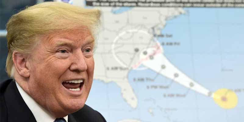 """Trump estudia """"seriamente"""" cerrar la frontera ante el avance de la caravana de migrantes"""
