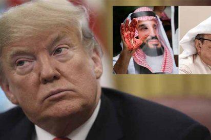 Donald Trump dice ahora que no está satisfecho con la explicación saudí sobre el asesinato de Jamal Kashoggi