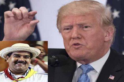 Los EEUU de Trump se preparan para la caída del tirano Nicolás Maduro