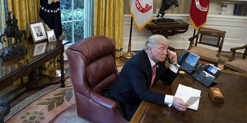 'The New York Times': China y Rusia tienen intervenidos los móviles de Donald Trump