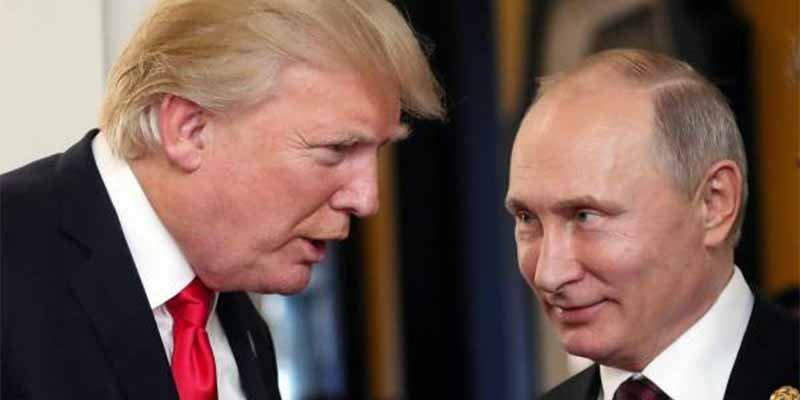 """Donald Trump: """"Putin probablemente ha ordenado asesinatos... pero confío en que no en nuestro país"""""""
