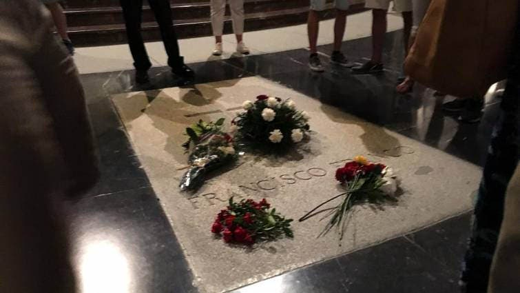 """Las CCP de Andalucía piden a Osoro que """"no acceda a la inhumación"""" de los restos de Franco en la cripta"""