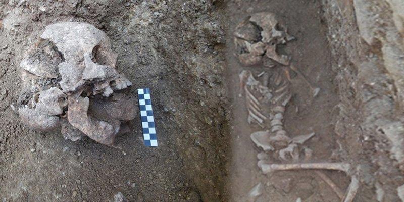Descubren esta misteriosa tumba romana
