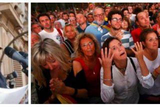Ussía se troncha de risa en una soberbia tribuna de los cinco fracasos de la independencia catalana